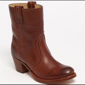 Frye Jane Trapunto Boots 76400